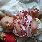 Куклы и игрушки ручной работы. Ярмарка Мастеров - ручная работа Кукла реборн Полина. Handmade.