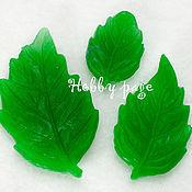 Материалы для творчества handmade. Livemaster - original item Silicone molds for soap Leaves. Handmade.