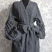 Одежда ручной работы. Ярмарка Мастеров - ручная работа Кардиган из мохера. Handmade.