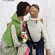 портретная тильда, портретная кукла, кукла тильда, тильда, тильда кукла, подарок на день рождения, подарок на 8 марта, 8 марта, подарок, Юлия Голованова, Ярмарка мастеров