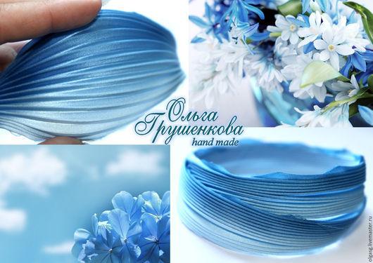 Лента шибори №40 Нежный цветок