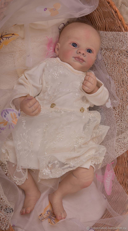 Кукла реборн Джульетта, Куклы Reborn, Севастополь,  Фото №1