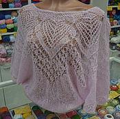Блузки ручной работы. Ярмарка Мастеров - ручная работа блуза кид мохер. Handmade.