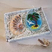 Косметика ручной работы handmade. Livemaster - original item Handmade soap set