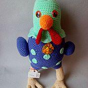 Куклы и игрушки ручной работы. Ярмарка Мастеров - ручная работа Петушок Гигант. Handmade.