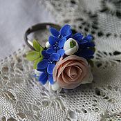 Украшения ручной работы. Ярмарка Мастеров - ручная работа кольцо. Handmade.