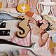 """Фотоальбомы ручной работы. Заказать Фотоальбом """"Вокруг света"""" Отложен!. Марина Фазылова. Ярмарка Мастеров. Фотоальбом ручной работы, ракушки"""