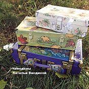 Для дома и интерьера handmade. Livemaster - original item Bags