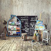 Для дома и интерьера ручной работы. Ярмарка Мастеров - ручная работа Мастерская Художника. Handmade.