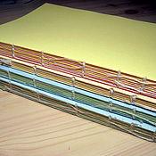 Материалы для творчества ручной работы. Ярмарка Мастеров - ручная работа блок для блокнота. Handmade.