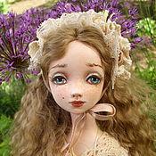 """Куклы и игрушки ручной работы. Ярмарка Мастеров - ручная работа кукла """"Мария"""". Handmade."""