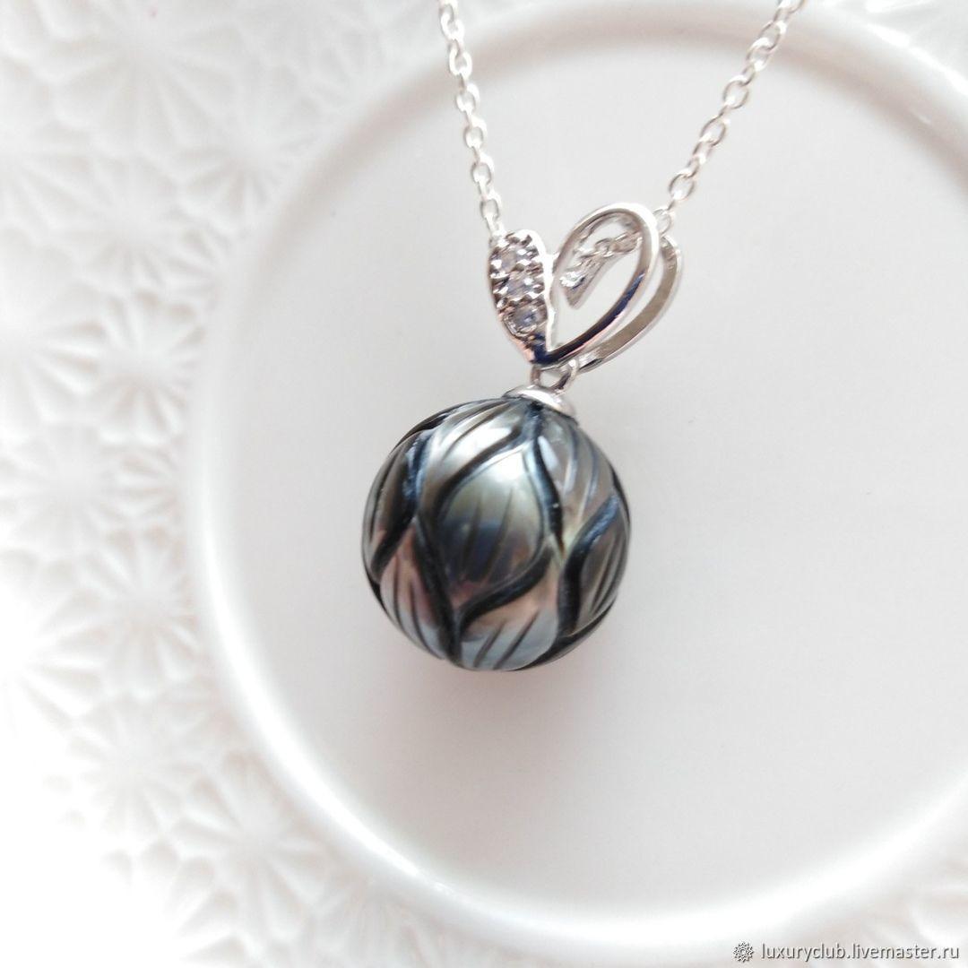 Exclusive Tahiti pearl Pendant buy, Pendants, Tolyatti,  Фото №1