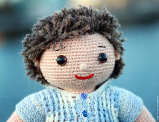 Вязаная кукла. Друг детства. Зоя Ганина (Зимогорочка)