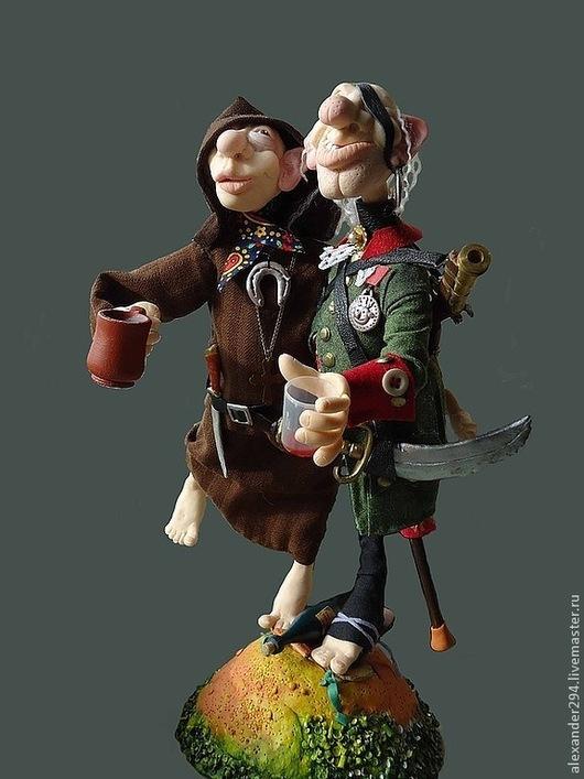 Коллекционные куклы ручной работы. Ярмарка Мастеров - ручная работа. Купить Вечерний звон. Handmade. Авторская кукла, подкава