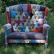 Для дома и интерьера ручной работы. Ярмарка Мастеров - ручная работа диван двухместный. Handmade.