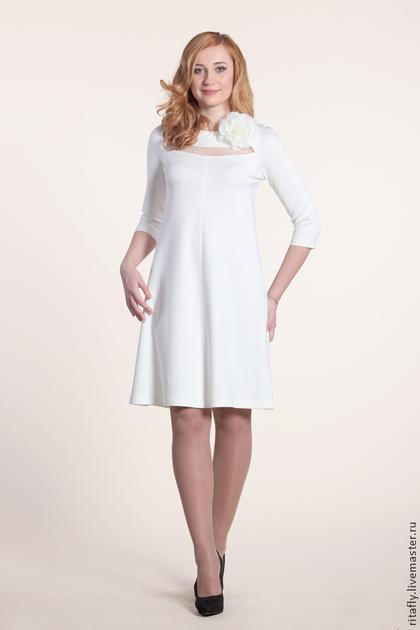 165915df5e8 RitaFly-красивые платья из джерси для любого случая.
