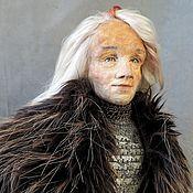 """Куклы и пупсы ручной работы. Ярмарка Мастеров - ручная работа Авторская кукла """"Странствующий рыцарь"""". Handmade."""