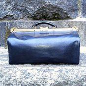Сумки и аксессуары handmade. Livemaster - original item Bag mens genuine leather Mr.KING. Handmade.
