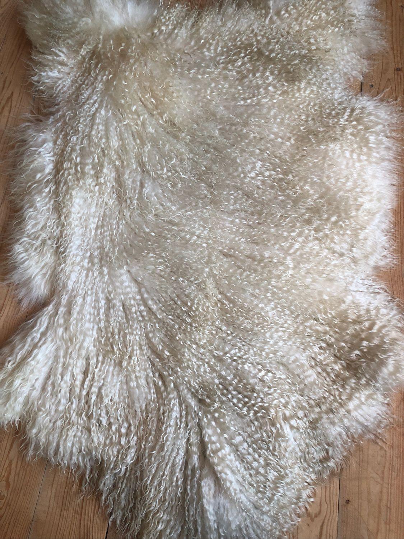 Пуховая кучерявая шкурка козы для кукольных волос, Материалы, Махачкала, Фото №1