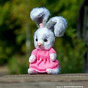 Куклы и игрушки handmade. Livemaster - original item Soft toys: Bunny Fluff. Handmade.