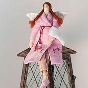 Куклы и игрушки ручной работы. Ярмарка Мастеров - ручная работа Банно-ванный ангел Марина. Handmade.