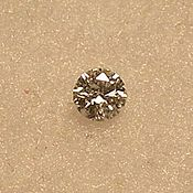 Материалы для творчества handmade. Livemaster - original item 2.4 mm natural diamond. Handmade.