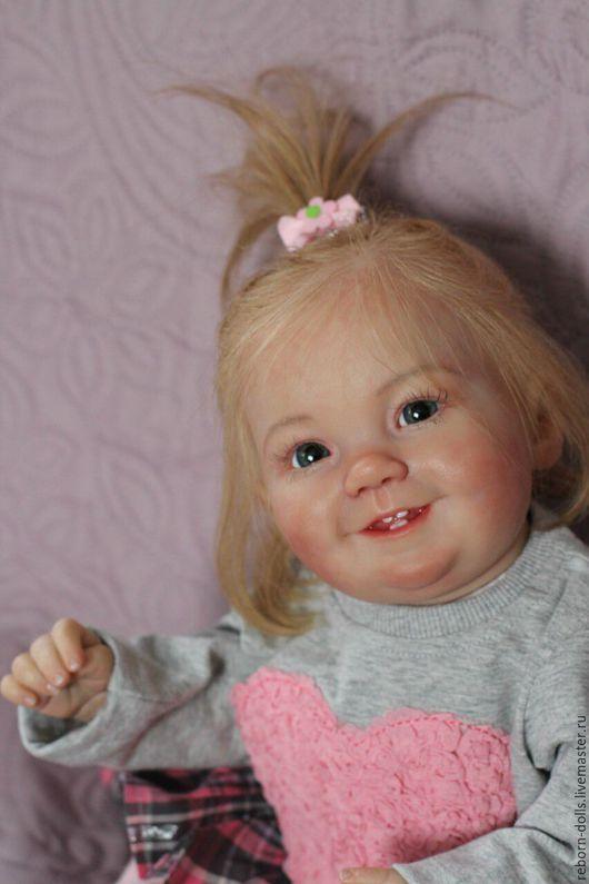 Куклы-младенцы и reborn ручной работы. Ярмарка Мастеров - ручная работа. Купить В продаже кукла реборн Емилия. Handmade.
