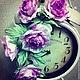 Интерьерные композиции ручной работы. Ярмарка Мастеров - ручная работа. Купить Ветка из роз для интерьера или подхват для штор. Handmade.