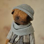 Куклы и игрушки ручной работы. Ярмарка Мастеров - ручная работа Мишка Берта...... Handmade.