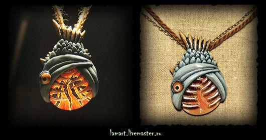 Рыба, которая съела Солнце.