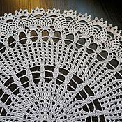 Для дома и интерьера handmade. Livemaster - original item napkin decorative marzipan. Handmade.