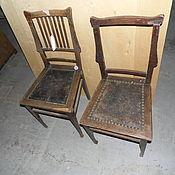 """Винтаж ручной работы. Ярмарка Мастеров - ручная работа Реставрация старинных стульев в стиле """"модерн"""" дуб.. Handmade."""