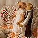 Мишки Тедди ручной работы. JUST MARRIED. VELVET Bear. Ярмарка Мастеров. Свадебный подарок, velvet-bear