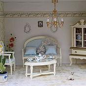 Куклы и игрушки ручной работы. Ярмарка Мастеров - ручная работа French mansion. Handmade.