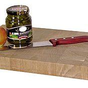 Для дома и интерьера ручной работы. Ярмарка Мастеров - ручная работа Разделочная доска  400х250х40мм. Handmade.