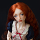 Elina, articulated doll, Ball-jointed doll, Moscow,  Фото №1