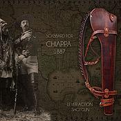 Сумки и аксессуары handmade. Livemaster - original item Scabbard(cover) for guns Chiappa 1887 shotgun. Handmade.