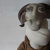 Куклы и игрушки ручной работы. Ярмарка Мастеров - ручная работа Козел Каземир. Handmade.