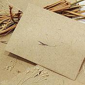 """Канцелярские товары ручной работы. Ярмарка Мастеров - ручная работа """"Латинское письмо"""" - конверты и бумага ручной работы. Handmade."""