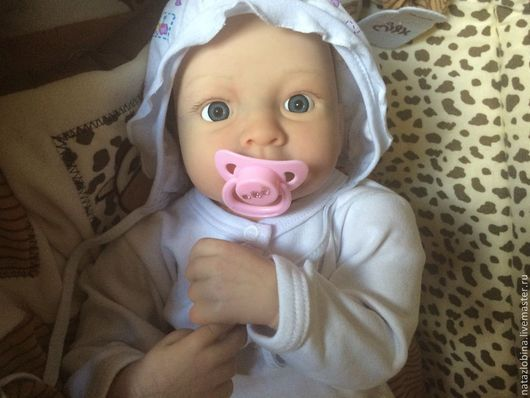 Куклы-младенцы и reborn ручной работы. Ярмарка Мастеров - ручная работа. Купить кукла реборн Женечка продан. Handmade. акрил