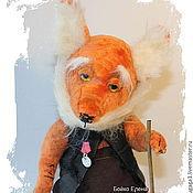 Куклы и игрушки ручной работы. Ярмарка Мастеров - ручная работа Я старый солдат и не знаю слов любви.... Handmade.