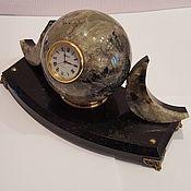 Часы ручной работы. Ярмарка Мастеров - ручная работа Часы из натурального камня. Handmade.