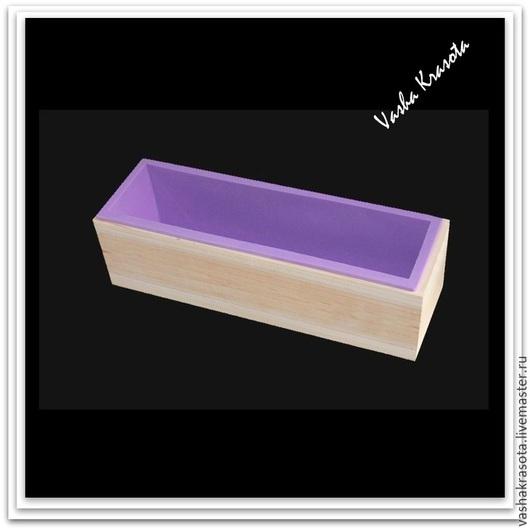 Материалы для косметики ручной работы. Ярмарка Мастеров - ручная работа. Купить Форма для мыла с нуля (1,2 кг). Handmade.