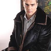 Одежда ручной работы. Ярмарка Мастеров - ручная работа Мужская норковая куртка. Handmade.