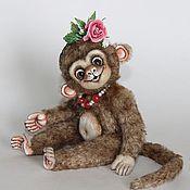 Куклы и игрушки ручной работы. Ярмарка Мастеров - ручная работа Анфиса.. Handmade.
