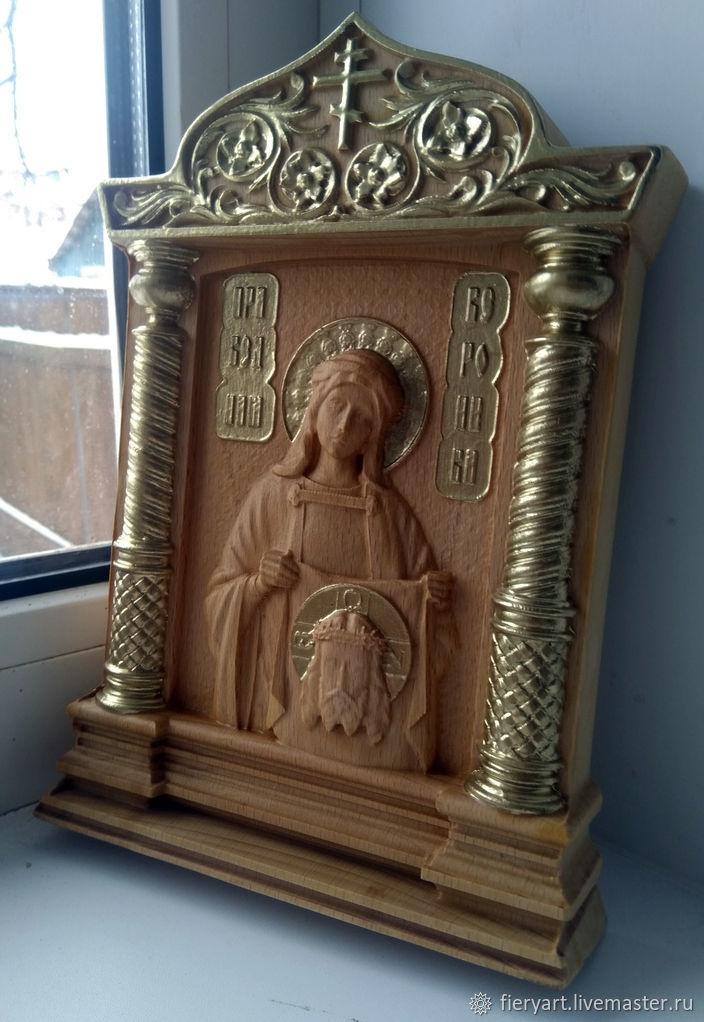 Икона Святая Вероника, Иконы, Переславль-Залесский,  Фото №1