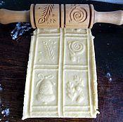 Для дома и интерьера handmade. Livemaster - original item Gingerbread rolling pin. No. 008. Handmade.