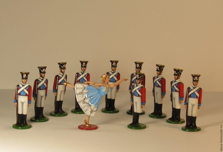 Рождение воина: изготовление оловянного солдатика 89