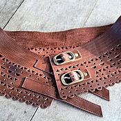Аксессуары handmade. Livemaster - original item Strap fishnet. Handmade.