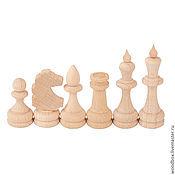 Материалы для творчества handmade. Livemaster - original item Chess pieces classic.. Handmade.